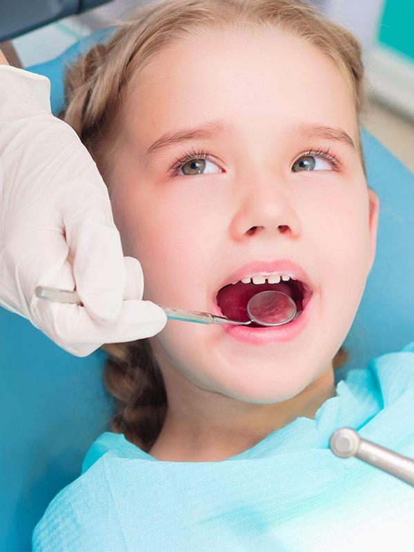 Odontopediatria na Zona Norte de SP